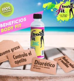 Body Fit Adelgazante